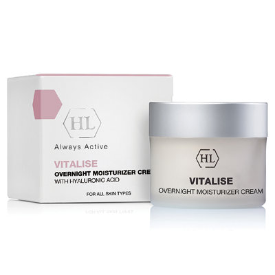 VITALISE Overnight Moisturizer Cream